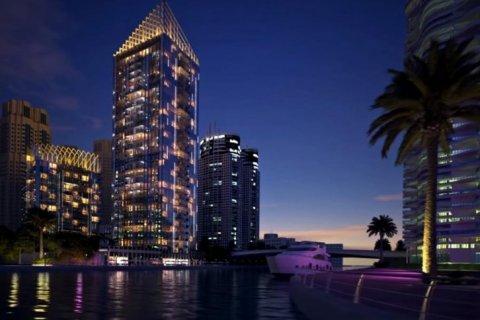 Продажа квартиры в Дубай Марине, Дубай, ОАЭ 3 спальни, 185м2, № 1474 - фото 3