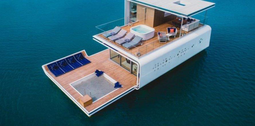 Вилла в The World Islands, Дубай, ОАЭ 3 спальни, 371м2, №1504