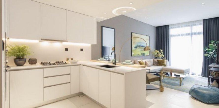 Квартира в Джумейра Вилладж Серкл, Дубай, ОАЭ 1 спальня, 37м2, №1378