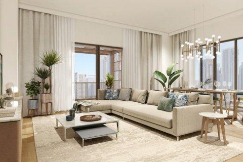 Продажа квартиры в Dubai Creek Harbour (The Lagoons), Дубай, ОАЭ 3 спальни, 170м2, № 1513 - фото 2