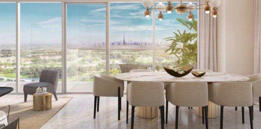 Квартира в Дубай Хилс Эстейт, Дубай, ОАЭ 1 спальня, 57м2, №1599