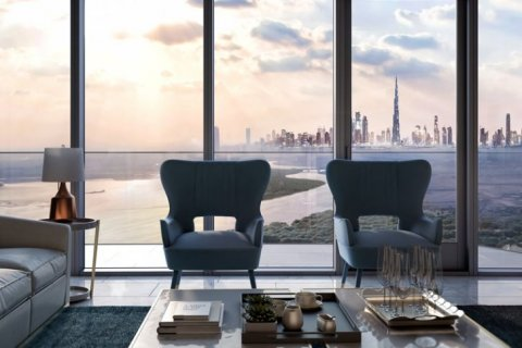 Продажа квартиры в Dubai Creek Harbour (The Lagoons), Дубай, ОАЭ 1 спальня, 90м2, № 1597 - фото 4