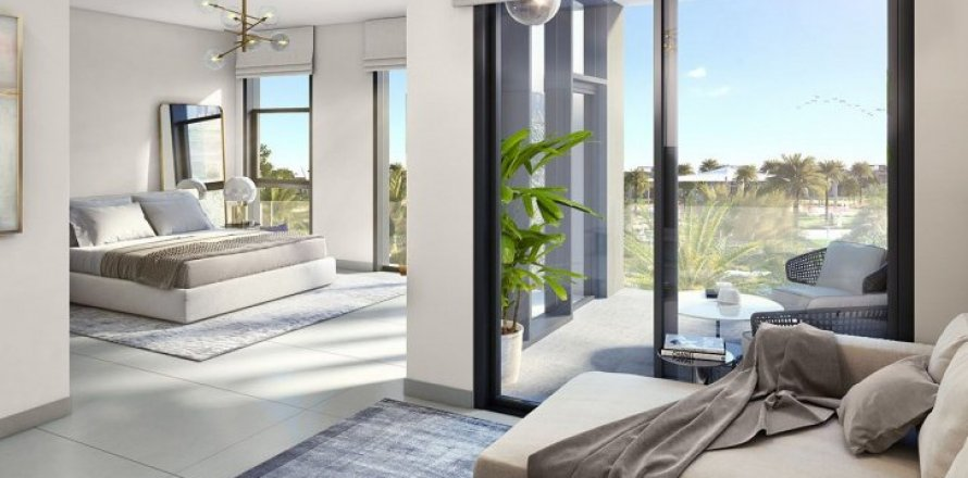 Квартира в Дубай Хилс Эстейт, Дубай, ОАЭ 1 спальня, 60м2, №1616