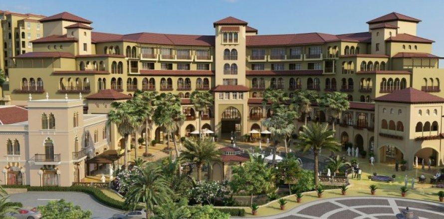 Квартира в Джумейра Гольф Эстейтс, Дубай, ОАЭ 2 спальни, 135м2, №1381