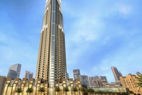 Продажа пентхауса в Даунтауне Дубая, Дубай, ОАЭ 4 спальни, 261м2, № 1617 - фото 2