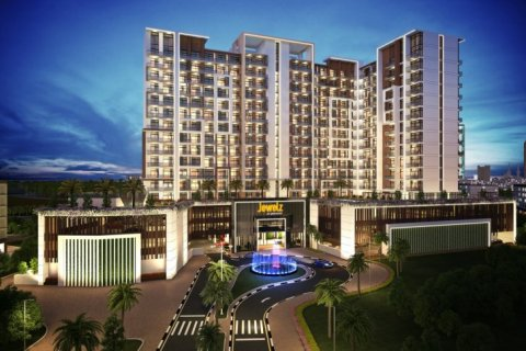 Продажа квартиры в Arjan, Дубай, ОАЭ 1 спальня, 79м2, № 1595 - фото 1