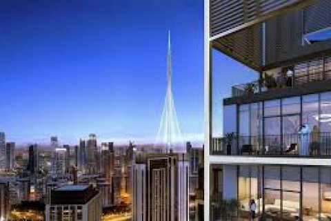 Продажа квартиры в Dubai Creek Harbour (The Lagoons), Дубай, ОАЭ 3 спальни, 144м2, № 1596 - фото 1