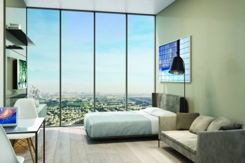Продажа квартиры в Джумейра Вилладж Серкл, Дубай, ОАЭ 38м2, № 1362 - фото 10