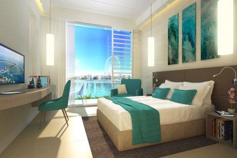 Продажа квартиры в Джумейра Лейк Тауэрс, Дубай, ОАЭ 1 спальня, 40м2, № 1944 - фото 1