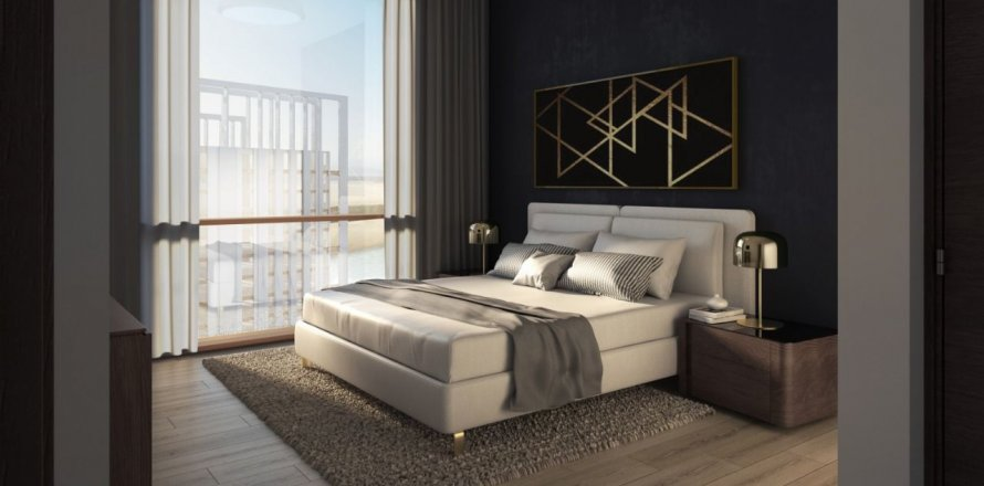 Квартира в Аль-Риме, Абу-Даби, ОАЭ 3 комнаты, 103.09м2, №1334