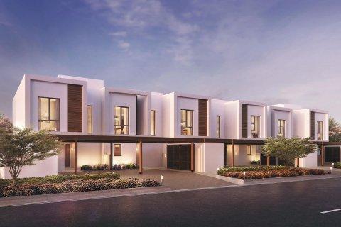 Продажа таунхауса в Al Ghadeer, Абу-Даби, ОАЭ 2 спальни, 124.59м2, № 1336 - фото 9