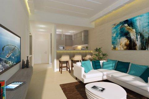 Продажа квартиры в Джумейра Лейк Тауэрс, Дубай, ОАЭ 1 спальня, 40м2, № 1944 - фото 3