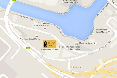 Продажа квартиры в Дубай Марине, Дубай, ОАЭ 1 спальня, 75м2, № 2146 - фото 11