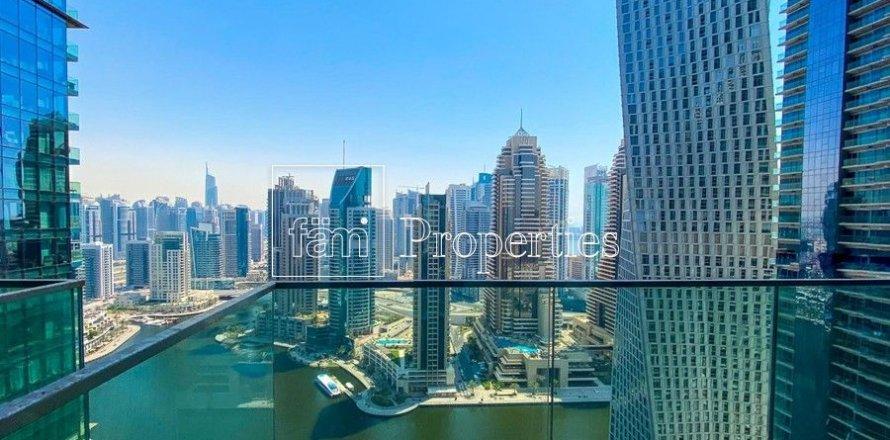 Квартира в Дубай Марине, Дубай, ОАЭ 1 спальня, 91.1м2, №3418