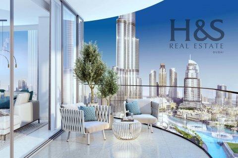 Продажа квартиры в Даунтауне Дубая, Дубай, ОАЭ 2 спальни, 159.4м2, № 6838 - фото 1