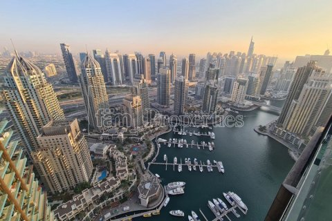 Продажа квартиры в Дубай Марине, Дубай, ОАЭ 2 спальни, 112.4м2, № 3201 - фото 1