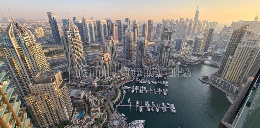 Квартира в Дубай Марине, Дубай, ОАЭ 2 спальни, 112.4м2, №3201