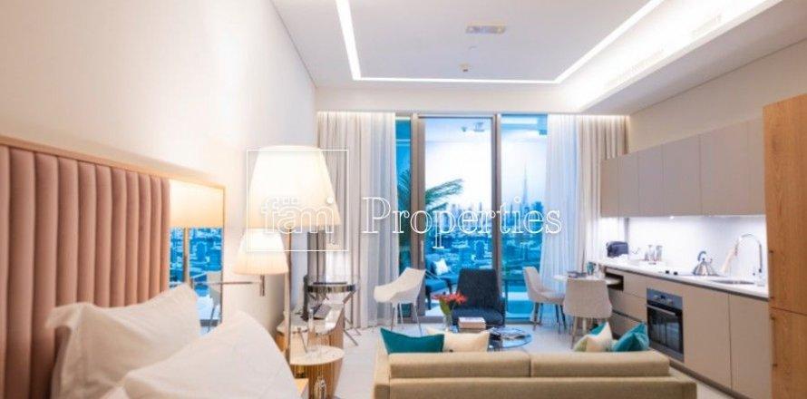 Квартира в Бизнес-Бэе, Дубай, ОАЭ 62.2м2, №3498