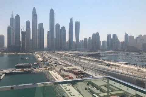 Продажа квартиры в Дубай Марине, Дубай, ОАЭ 3 спальни, 180м2, № 2430 - фото 2