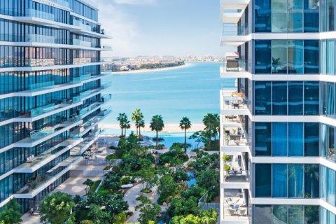 Продажа квартиры в Пальме Джумейре, Дубай, ОАЭ 75м2, № 2590 - фото 1
