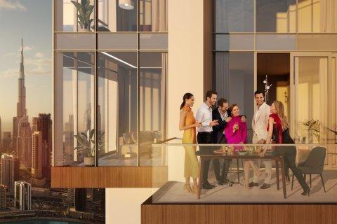 Продажа квартиры в Бизнес-Бэе, Дубай, ОАЭ 62.2м2, № 3498 - фото 3