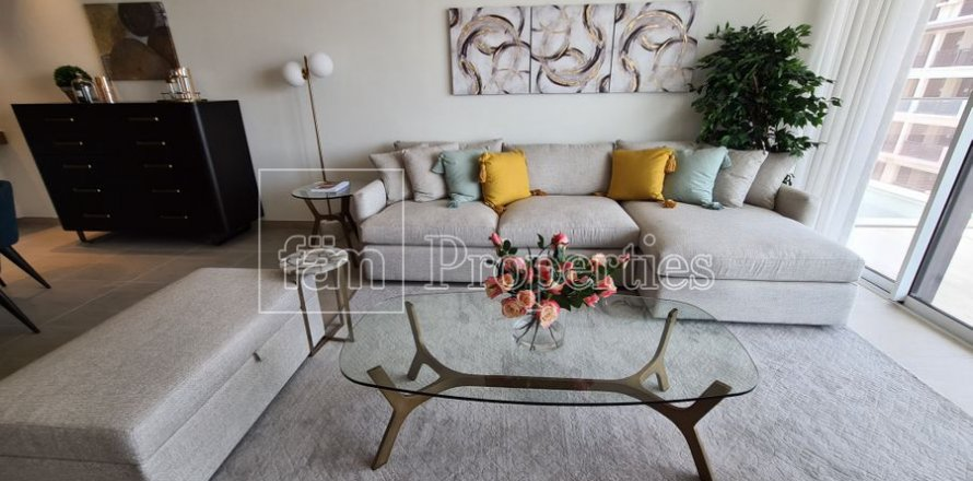 Квартира в Пальме Джумейре, Дубай, ОАЭ 1 спальня, 85м2, №3487