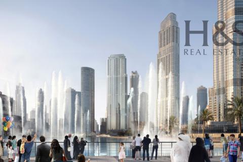 Продажа квартиры в Даунтауне Дубая, Дубай, ОАЭ 2 спальни, 159.4м2, № 6838 - фото 9