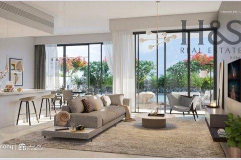 Продажа виллы в Tilal Al Ghaf, Дубай, ОАЭ 4 спальни, 373.1м2, № 2940 - фото 2
