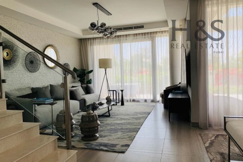 Продажа таунхауса в DAMAC Hills (Akoya by DAMAC), Дубай, ОАЭ 4 спальни, 191.1м2, № 3012 - фото 2