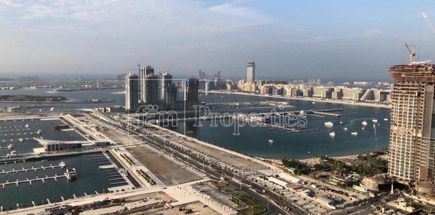 Квартира в Дубай Марине, Дубай, ОАЭ 1 спальня, 77.2м2, №3377
