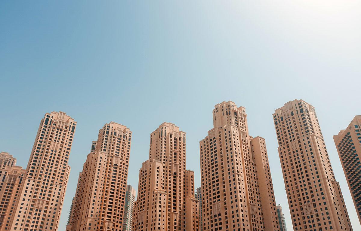 Перспективы рынка недвижимости в оаэ вращающиеся дома дубай