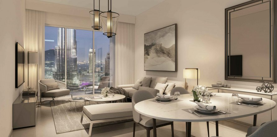 Жилой комплекс в Даунтауне Дубая, Дубай, ОАЭ №12312