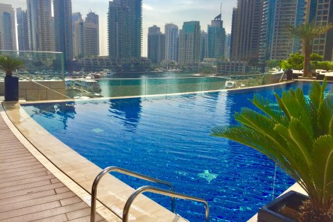 Продажа квартиры в Дубай Марине, Дубай, ОАЭ 2 спальни, 130м2, № 1678 - фото 17