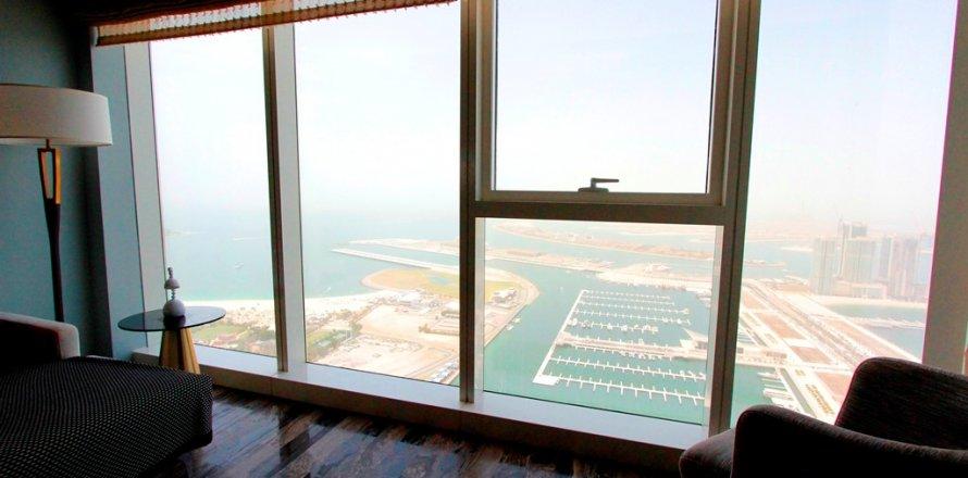 Квартира в Дубай Марине, Дубай, ОАЭ 3 комнаты, 130м2, №1678
