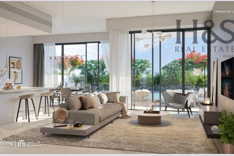 Продажа виллы в Tilal Al Ghaf, Дубай, ОАЭ 5 спален, 415.9м2, № 3089 - фото 1
