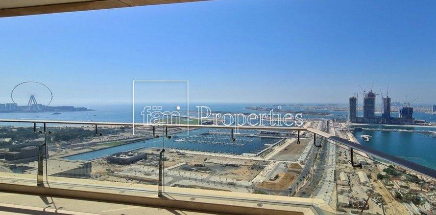 Квартира в Дубай Марине, Дубай, ОАЭ 4 спальни, 566.7м2, №3613