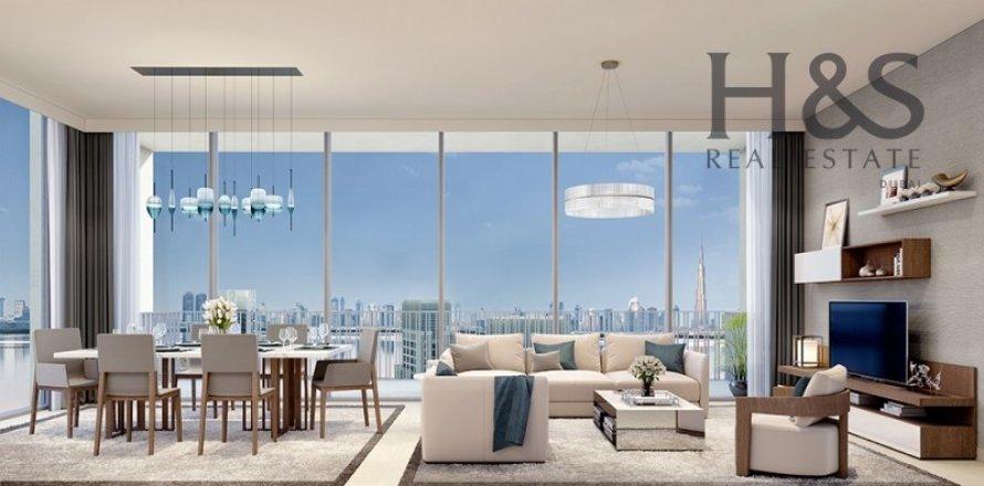 Квартира в Dubai Creek Harbour (The Lagoons), Дубай, ОАЭ 1 спальня, 63м2, №2846