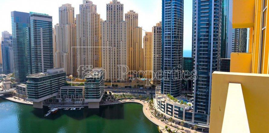 Квартира в Дубай Марине, Дубай, ОАЭ 1 спальня, 71.3м2, №3762