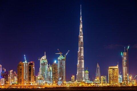 В июне 2021 года в Дубае состоялось 6388 сделок с недвижимостью