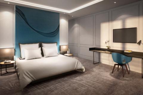 Apartment in Downtown Dubai (Downtown Burj Dubai), Dubai, UAE 3 bedrooms, 145.4 sq.m. № 196 - photo 4