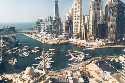 Apartment in Dubai Marina, Dubai, UAE 2 bedrooms, 110.64 sq.m. № 867 - photo 6