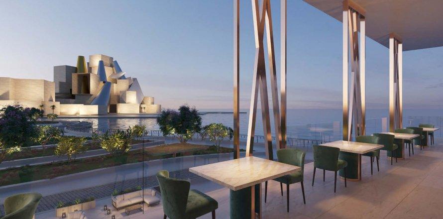 Apartment on the Saadiyat Island, Abu Dhabi, UAE 2 bedrooms, 169.92 sq.m. № 869
