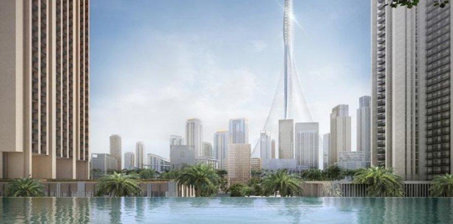 Apartment in Dubai Creek Harbour (The Lagoons), Dubai, UAE 2 bedrooms, 118 sq.m. № 1458