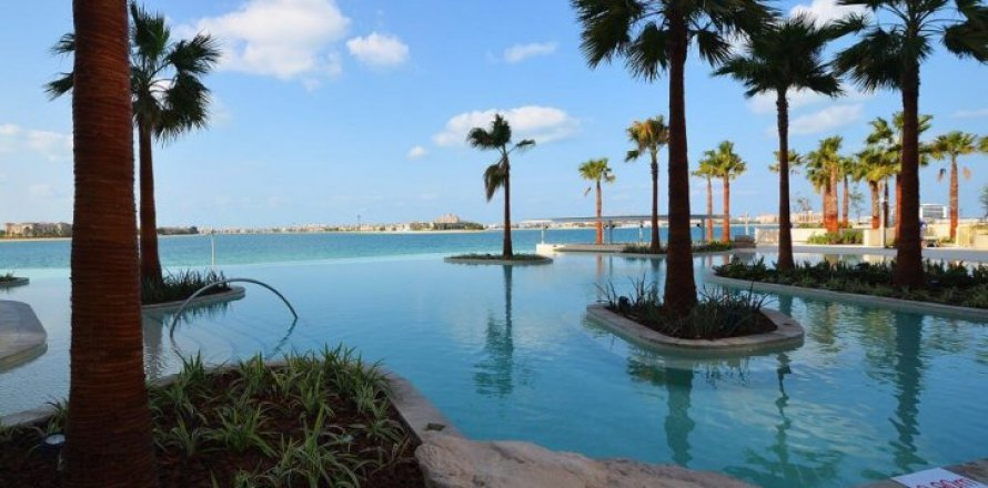Penthouse in Palm Jumeirah, Dubai, UAE 4 bedrooms, 513 sq.m. № 1426