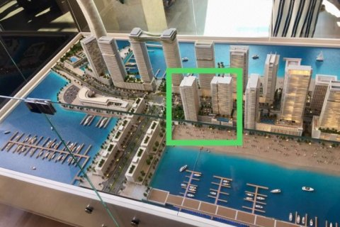 Apartment in Dubai Harbour, Dubai, UAE 3 bedrooms, 143 sq.m. № 1430 - photo 14