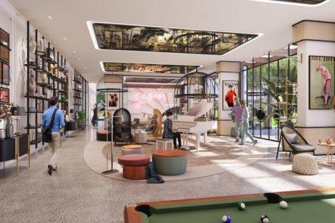 Apartment in Dubai Hills Estate, Dubai, UAE 74 sq.m. № 1412 - photo 10
