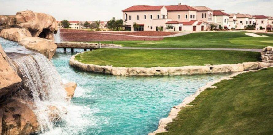 Villa in Jumeirah Golf Estates, Dubai, UAE 5 bedrooms, 948 sq.m. № 1391