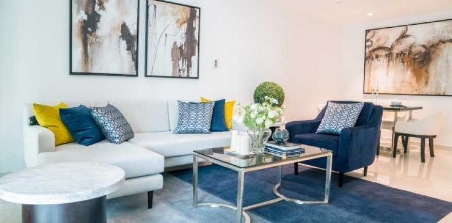Apartment in Dubai Production City (IMPZ), Dubai, UAE 1 bedroom, 58 sq.m. № 1369