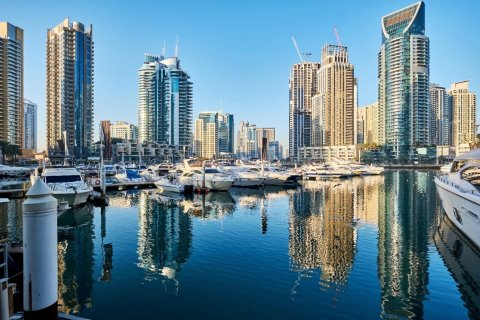 Buying apartments in Dubai Marina. Top five locations
