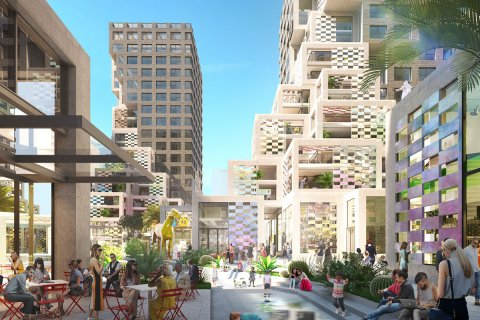 Development project in Al Reem Island, Abu Dhabi, UAE № 1315 - photo 2